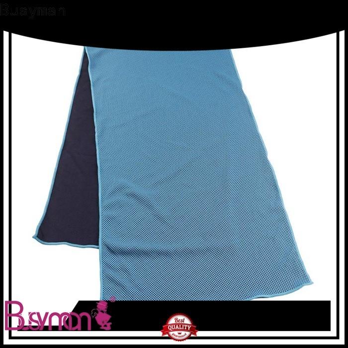 good quality custom cooling towel optimal for gym