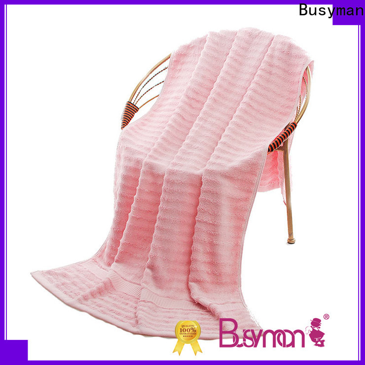 Busyman swimming towel great for swimming