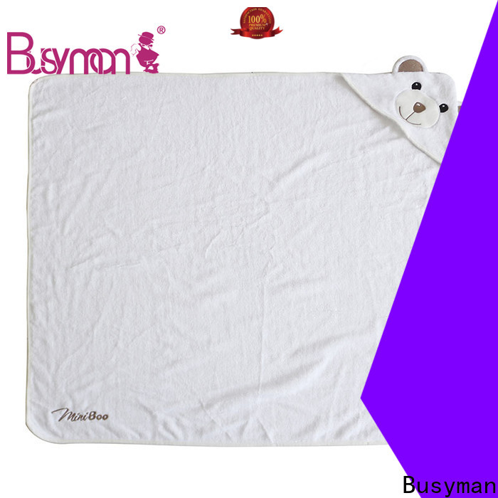 natural hooded towel supplier great for home