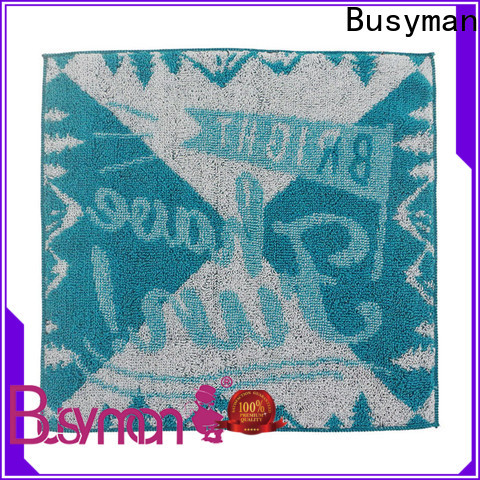 high quality fabric cotton hand towel excellent for gift