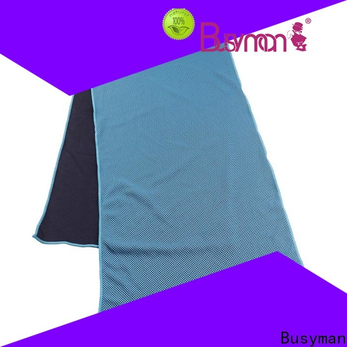 quick cooling cold towel widely used for gym