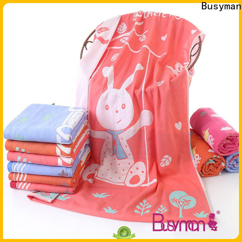 Busyman cotton towel ideal for home