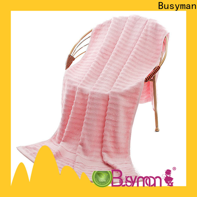 Busyman swimming towel ideal for