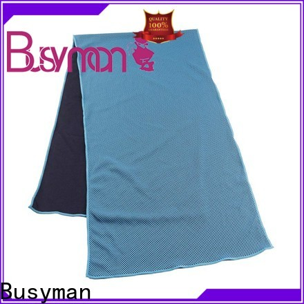 Busyman perfect cooling towel widely used for gym
