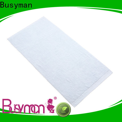 comfortable 100% bamboo bath towels optimal for beauty salon