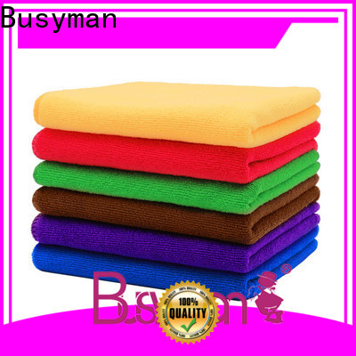 Busyman soft hand towel manufacturer very useful for kitchen