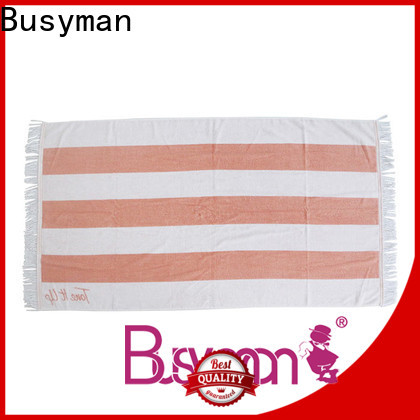 Busyman printed beach towels very useful for home