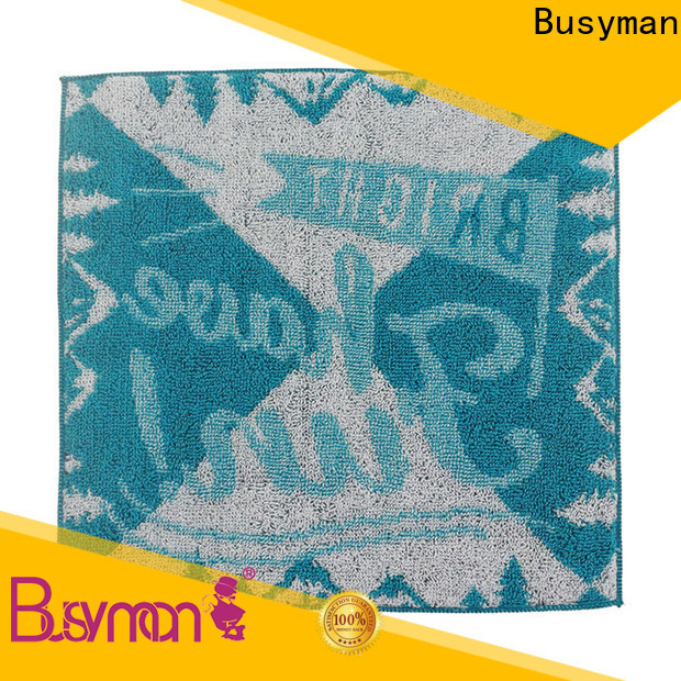 100% upper cotton jacquard towels best for hotel use