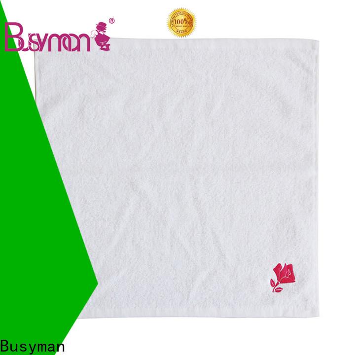 Busyman good design plain hand towel kitchen