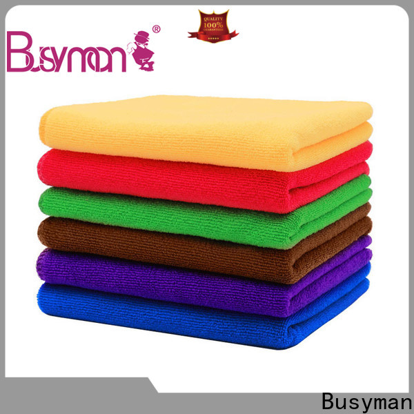 Busyman wholesale hand towels needed for