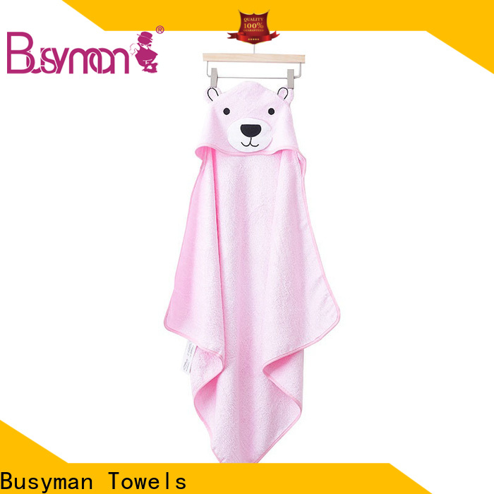 Busyman Towels Buy hooded bath towel company for baby bathing