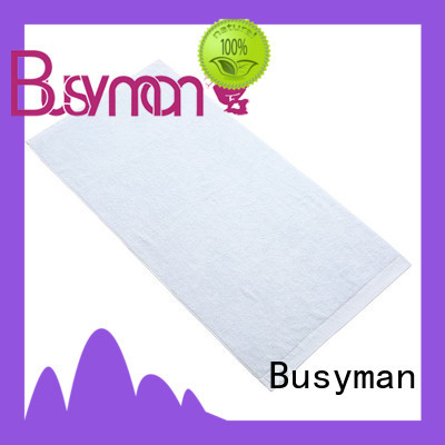 environmentally friendly 100% bamboo bath towels great for sports