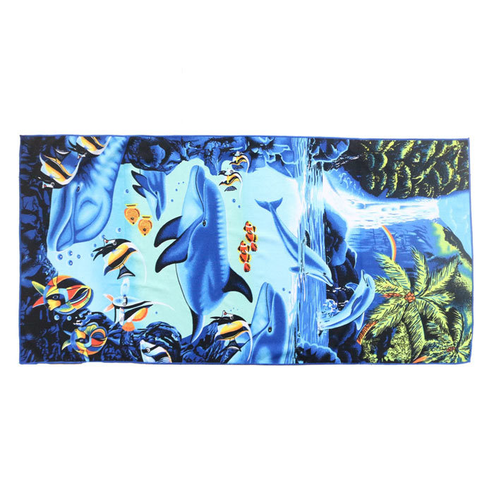 Quick Dry Bath Towels Cartoon Printed, Best Microfiber Bath Towels  for Kids