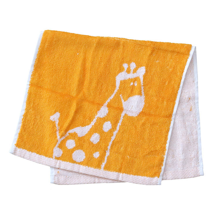 Cotton Jacquard Towels for Adults/Children, Kitchen Hand Towels