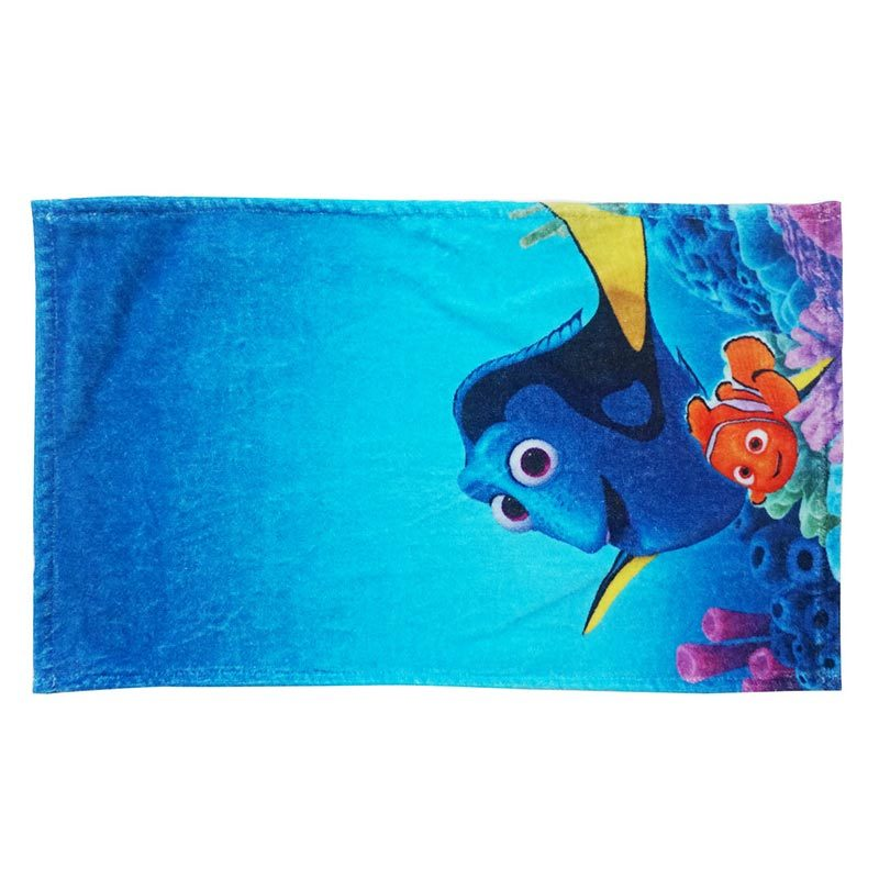 100 Cotton Hand Towels Printed Terry Cartoon Hand Towel Face Towel