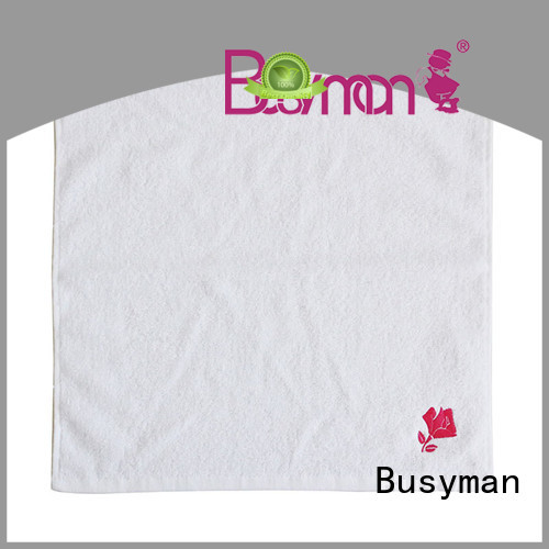 comfortable hand feeling wholesale hand towel best for hotel