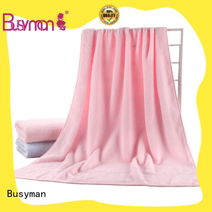 Busyman best bath towels widely used for bathroom