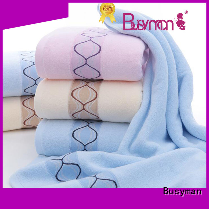 Busyman towel manufacturer ideal for kids