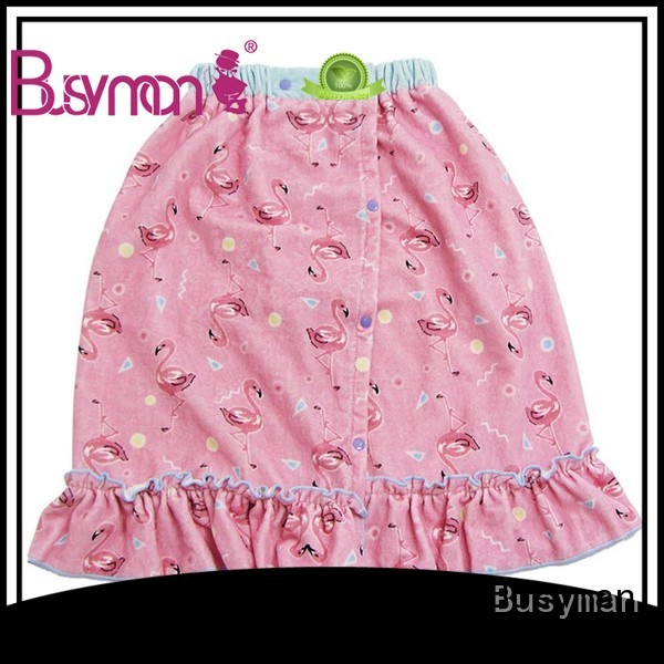 Busyman customized bath skirt beach