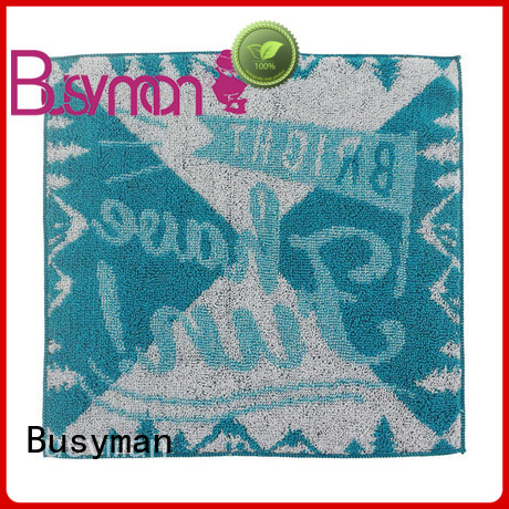Busyman jacquard hand towel needed for kitchen