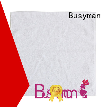 comfortable hand feeling hand towel supplier best for gift
