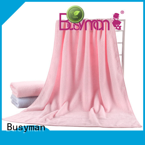 cotton bath towel sets widely applied for hotel