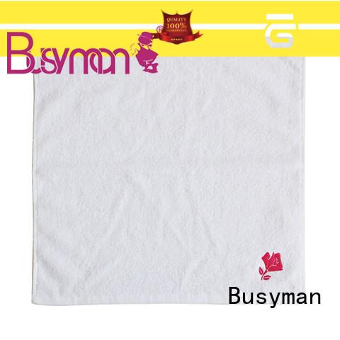 Busyman hand towel supplier best for