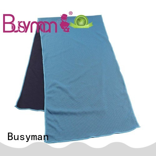 Busyman professional best cooling towel perfect for running