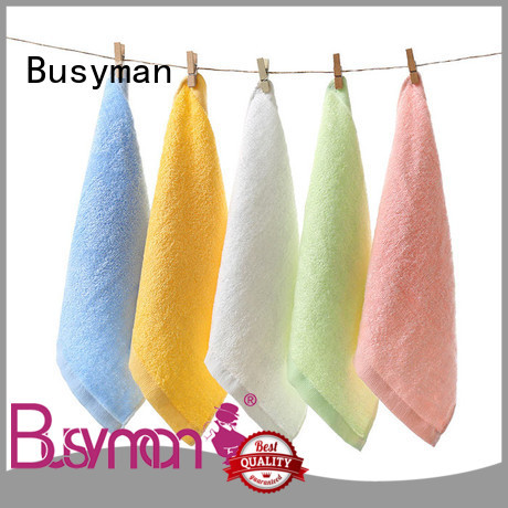 Busyman personalized hand towels best choice for household use
