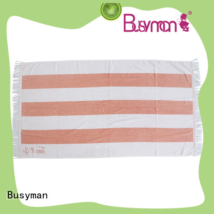 cotton custom printed beach towels widely applied for picnic