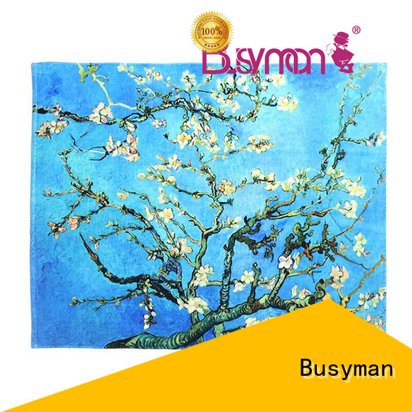 Busyman 100 cotton hand towels great for sports