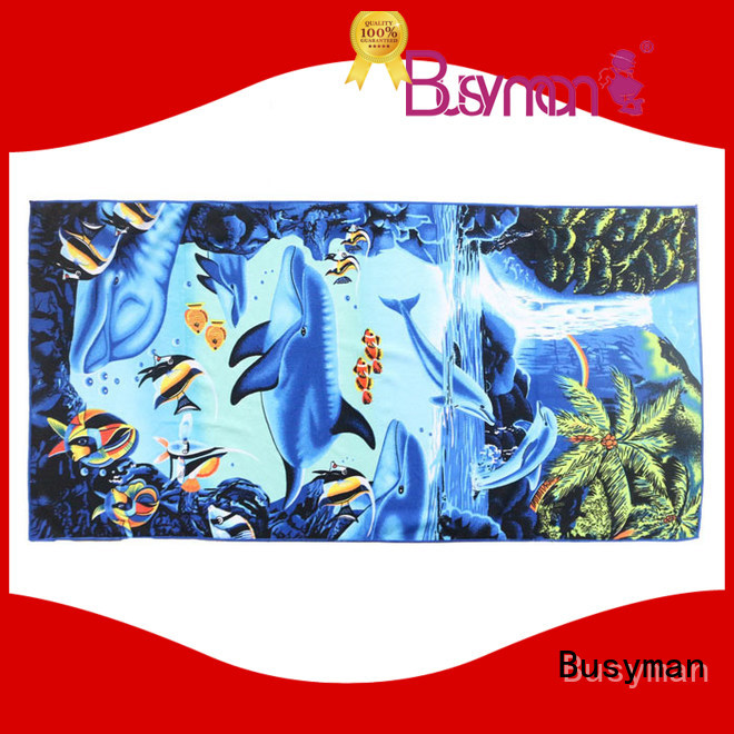 Busyman washing microfiber towels needed for household