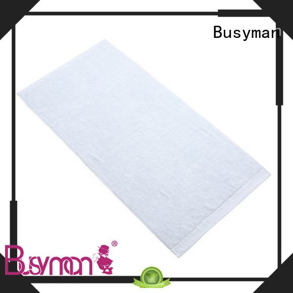Busyman custom bath towel satisfying for kitchen