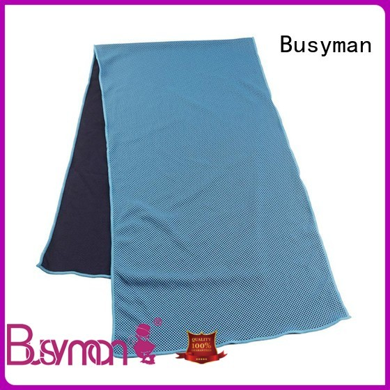 professional perfect cooling towel widely used for yoga