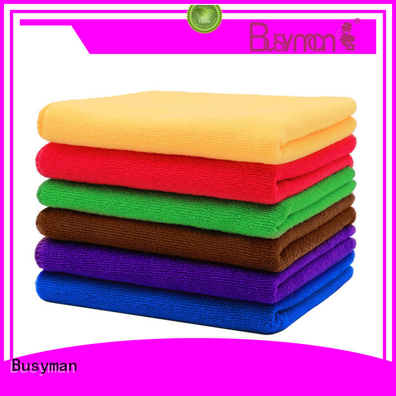 Busyman wholesale hand towels widely employed for gift