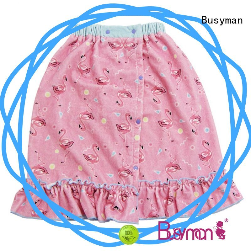 Busyman bath skirt widely applied for hotel