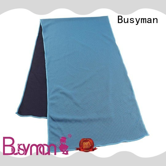 Busyman cold towel widely applied for exercise