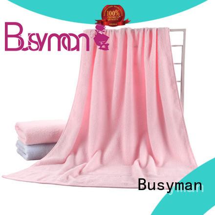 Busyman best bath towels hotel