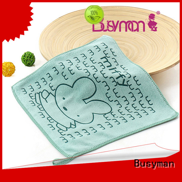 Busyman microfiber hand towel very useful for home