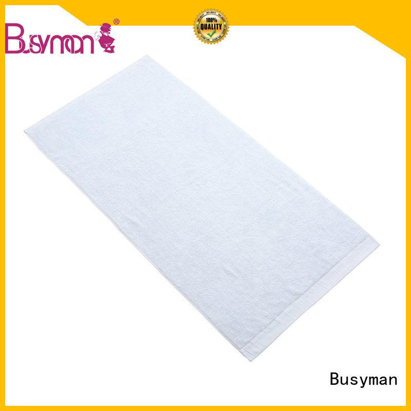 Busyman bamboo bath sheets hotel