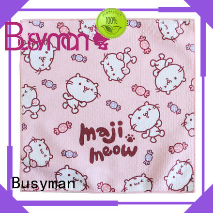 Busyman wholesale hand towels very useful for hotel