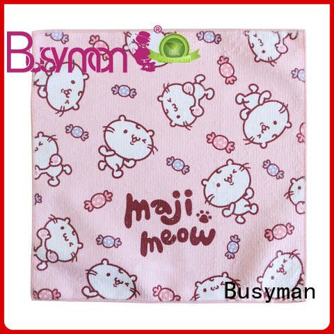 Busyman microfiber hand towel very useful for kitchen