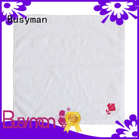 bright color hand towel supplier gift