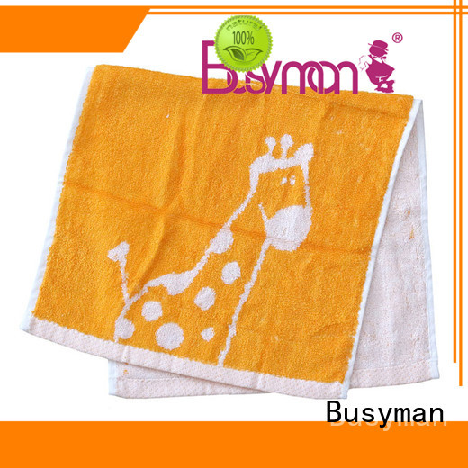 Busyman jacquard towels best for