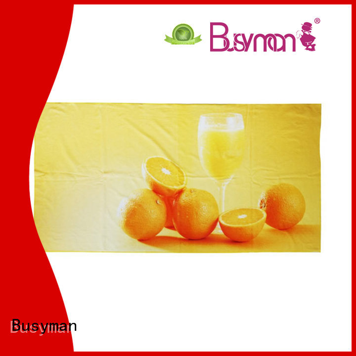 customized beach towels widely applied for spa