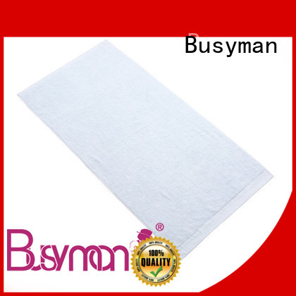 Busyman antibacterial bathroom towels great for home