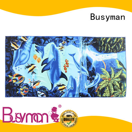 Busyman soft best microfiber bath towels very useful for outing