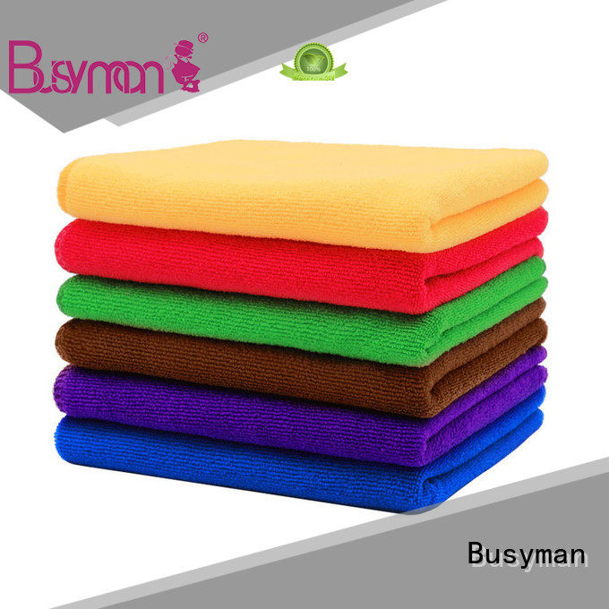 Busyman wholesale hand towels needed for sports