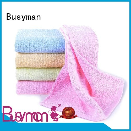 bright color hand towel supplier widely used for kitchen