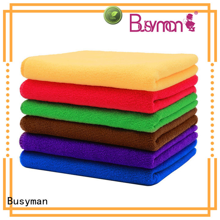 Busyman soft best hand towels excellent for